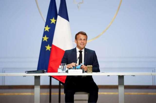 Le président Emmanuel Macron, le 4 juin à l'Elysée.