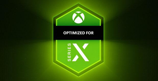 Jeux vidéo « optimisés pour la Xbox Series X »