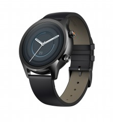 TicWatch 2+ in Onyx, Platinum and Rose Gold