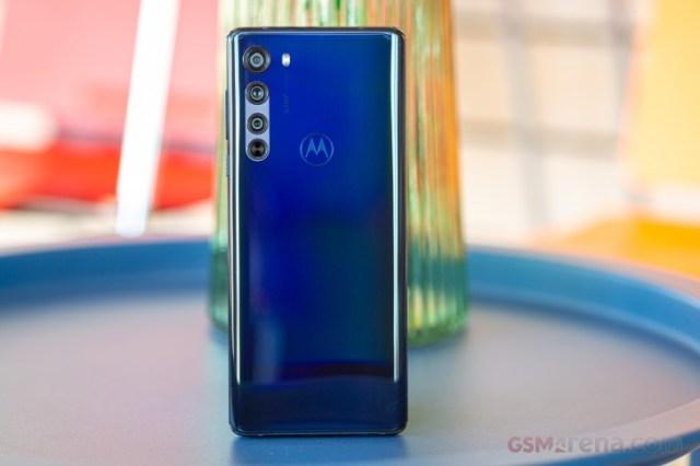 Motorola Edge Lite gets certified by FCC
