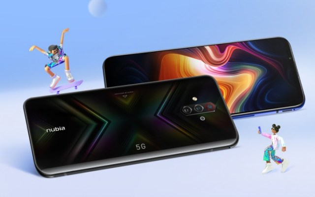 ZTE nubia Play gets certified outside China as nubia Red Magic 5G Lite