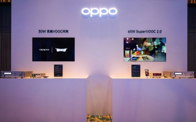 Oppo to introduce SuperVOOC 3.0 with 80W fast-charging in 2021