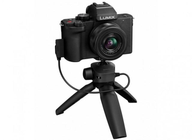 Panasonic launches Lumix G100 vlogging camera for $749