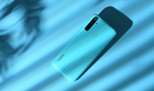 """Realme Narzo 10 in """"That Blue"""" colorway coming tomorrow"""