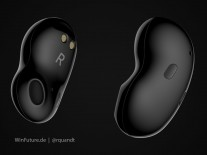 Leaked renders of Samsung Galaxy Buds Live