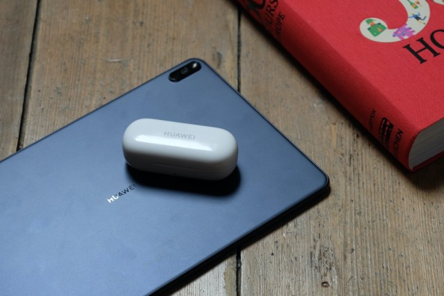 test huawei matepad pro charge inversee