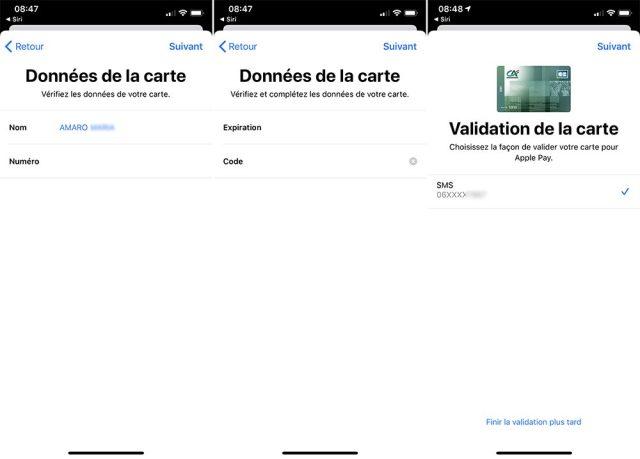 iphone ajouter carte apple pay 2 Comment ajouter une carte et utiliser Apple Pay sur iPhone, Apple Watch, Mac et iPad