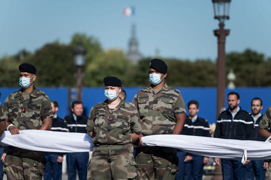 14juillet2020: quel programme du défilé place de la Concorde à Paris?