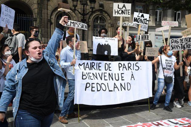 Rassemblement devant l'Hôtel de Ville jeudi 23