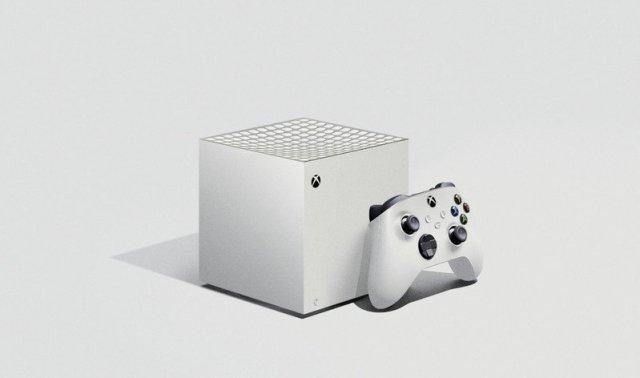 Xbox Lockhart Concept