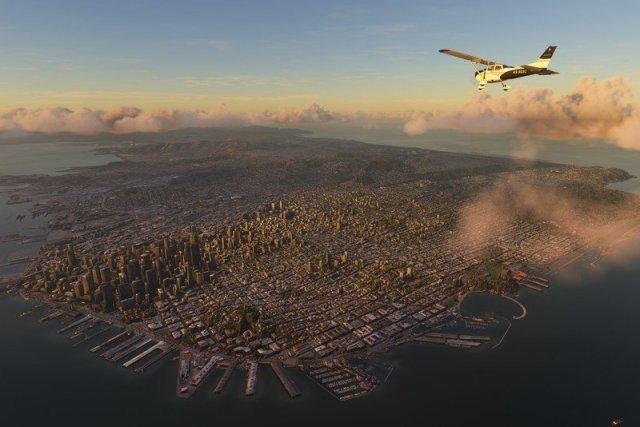 Microsoft Flight Simulator 2020 Cessna 172 Skyhawk