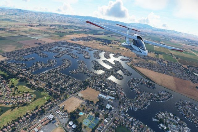 Microsoft Flight Simulator 2020 Icon A5