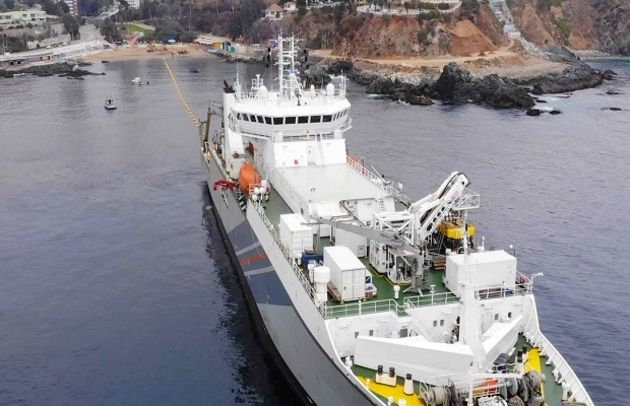 Fibre optique: Google s'attaque à son quatrième câble sous-marin