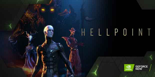 Hellpoint disponible sur GeForce NOW