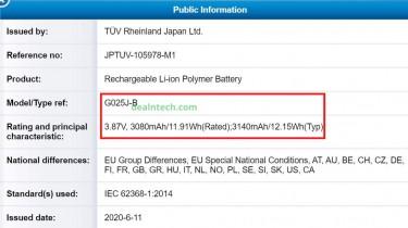 TUV Rheinland listing and charger