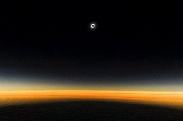 Samsung Galaxy S10 Plus Camera Solar Eclipse June 21 2020 Chile Tomás Westenenk