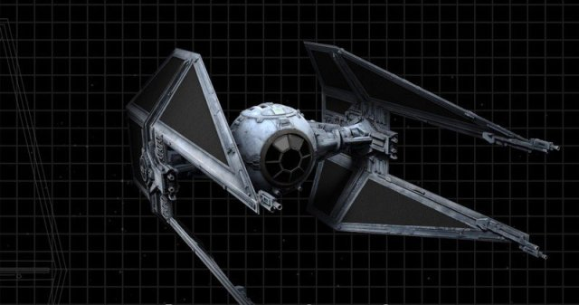Star Wars Squadrons Tie Interceptor