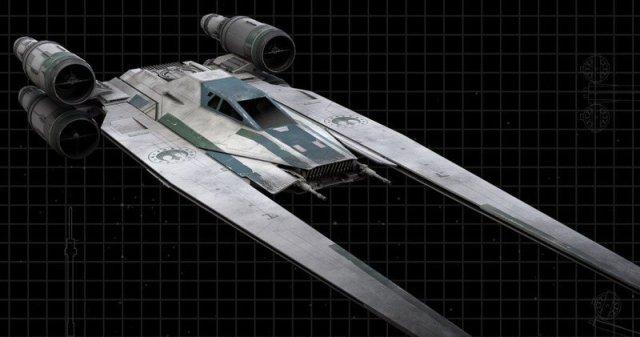 Star Wars Squadrons U Wing