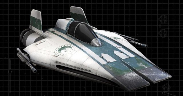 Star Wars Squadrons A Wing