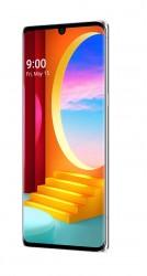 LG Velvet 4G in Aurora Silver