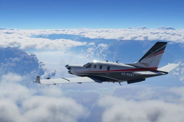 Microsoft Flight Simulator 2020 Daher Socata TBM 930