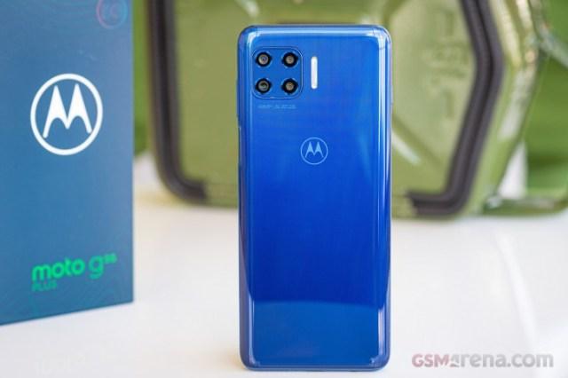 Motorola Moto G 5G Plus in for review