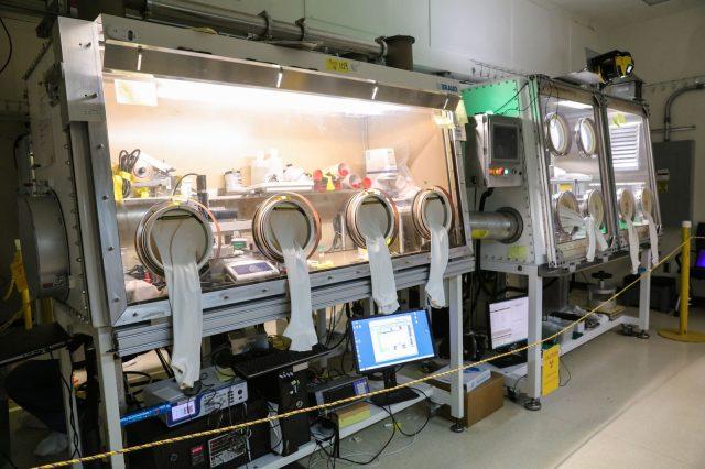 a lab
