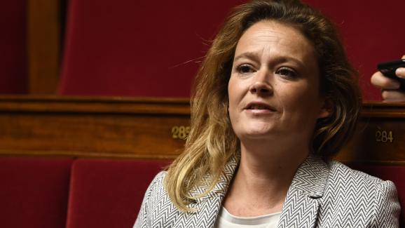 La députée LREM Olivia Grégoire entre au gouvernement pour s\'occuper dede l'Economie sociale, solidaire et responsable.