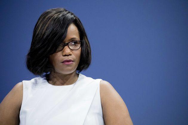Élisabeth Moreno, ministre déléguée à l'Egalité femmes-hommes
