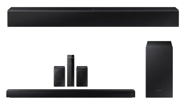 Samsung T-Series Soundbar 2020