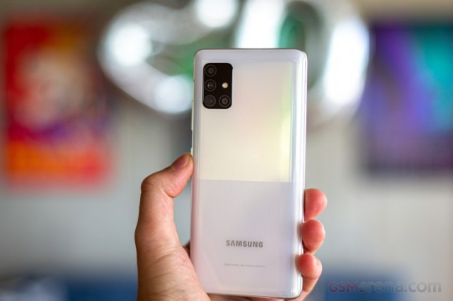 Samsung Galaxy A51 5G review