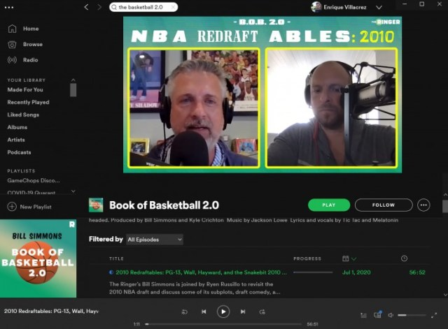 Spotify launches video podcasts on free and premium tiers