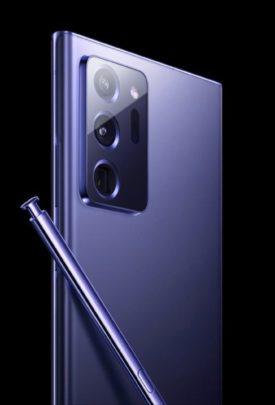 Samsung Galaxy Note 20 Ultra Purple