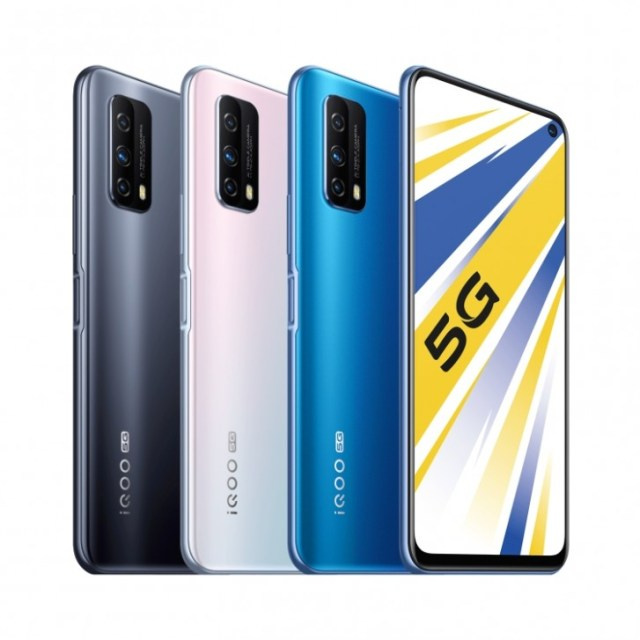 vivo iQOO Z1x 5G is finally announced with 5,000 mAh battery, costs about $230