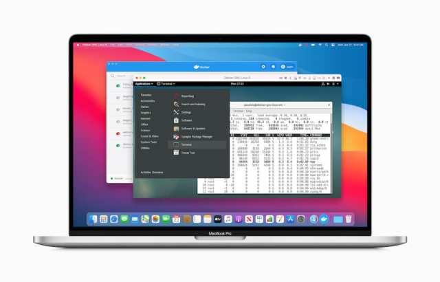 Apple Developer Tools ARM Big Sur