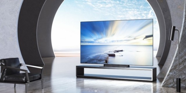 """Xiaomi starts selling a premium 65"""" 4K OLED Mi TV Master, costs over $1,800"""