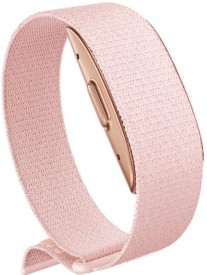 Amazon Halo band: Blush + Rose Gold