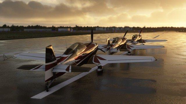 Microsoft Flight Simulator Xtra330