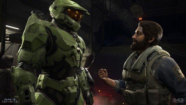 Halo Infinite Chief Marine