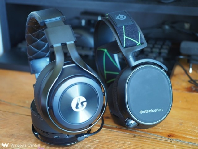LS35X and SteelSeries 9X