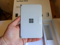 Unboxing the Surface Duo: Hands-on with Microsoft's ambitious new phone