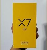 Realme X7 Pro retail box and price