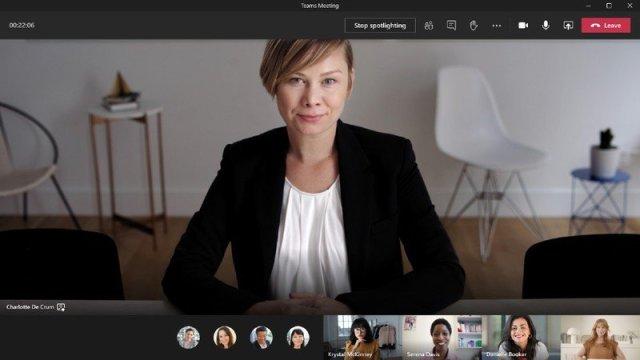 Microsoft Teams Spotlight