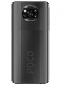 An alleged Poco X3 render