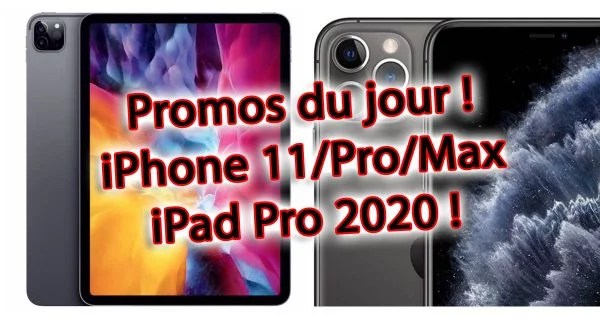 iPad Pro / iPhone 11 Pro