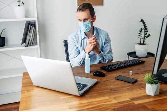 Protocole sanitaire en entreprise: masque, télétravail... Les nouvelles règles