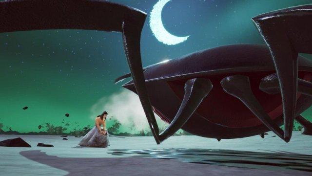Samurai Jack Battle Through Time Giant Beetle