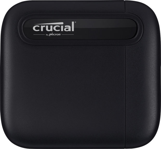 SSD Crucial X6 Portable