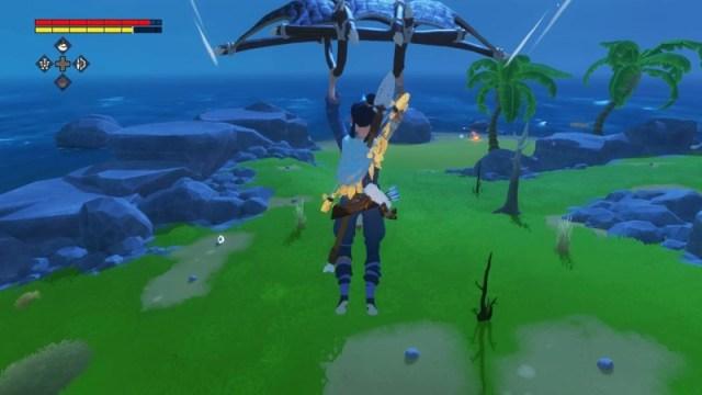 Windbound Glider
