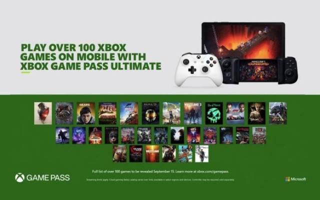 Microsoft Xbox Game Pass Ultimate